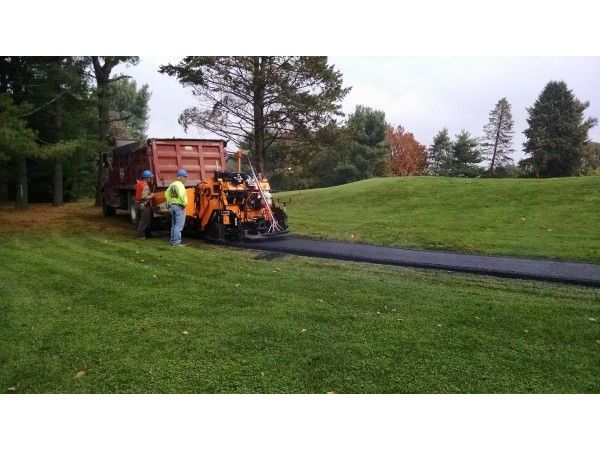 12 Cart Path Just Paved